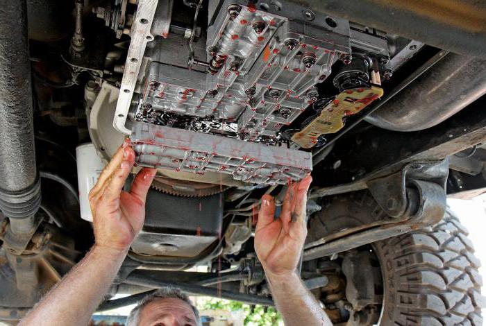 вибрация автомобиля при трогании с места
