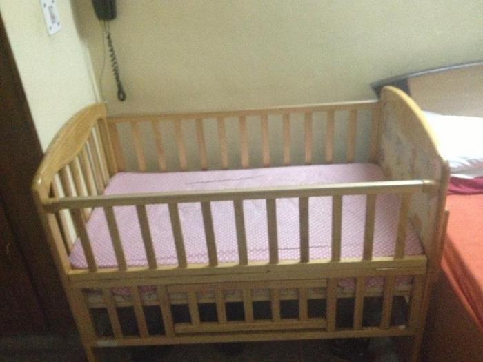 размеры стандартной детской кроватки