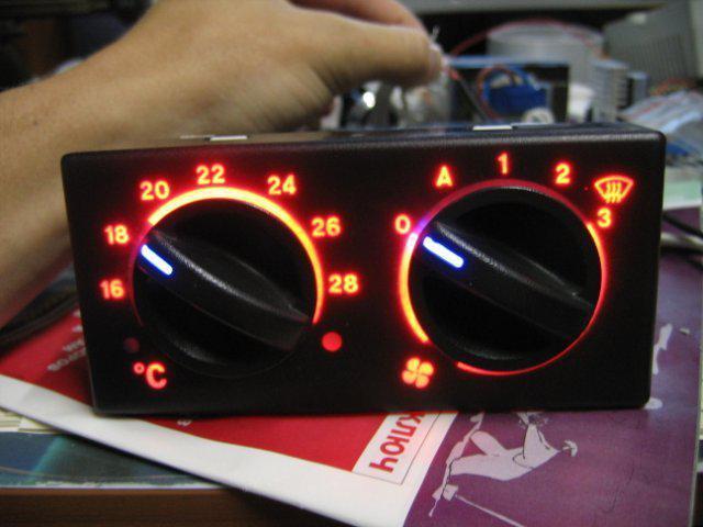 как снять блок управления нагревателя в кастрюле 2110.