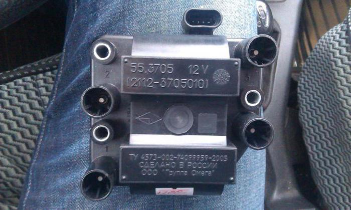 renault 21 инжектор пропала искра