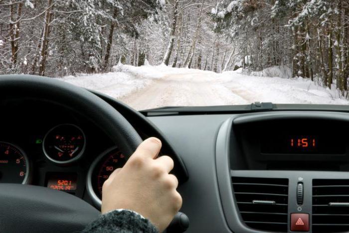 как правильно ездить на заднем приводе зимой