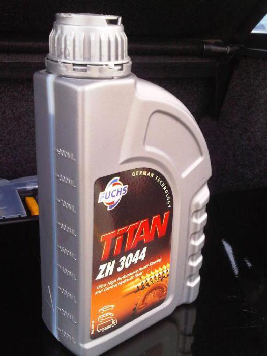 жидкость гур для ford focus 2 и 1