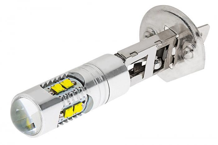 Лампы ближнего света ВАЗ-2110: виды, выбор, замена
