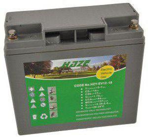 зарядка гелевых аккумуляторов с помощью