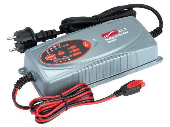 гелевый аккумулятор и его зарядка