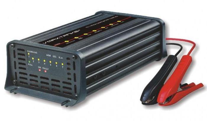 зарядка и обслуживание гелевых аккумуляторов