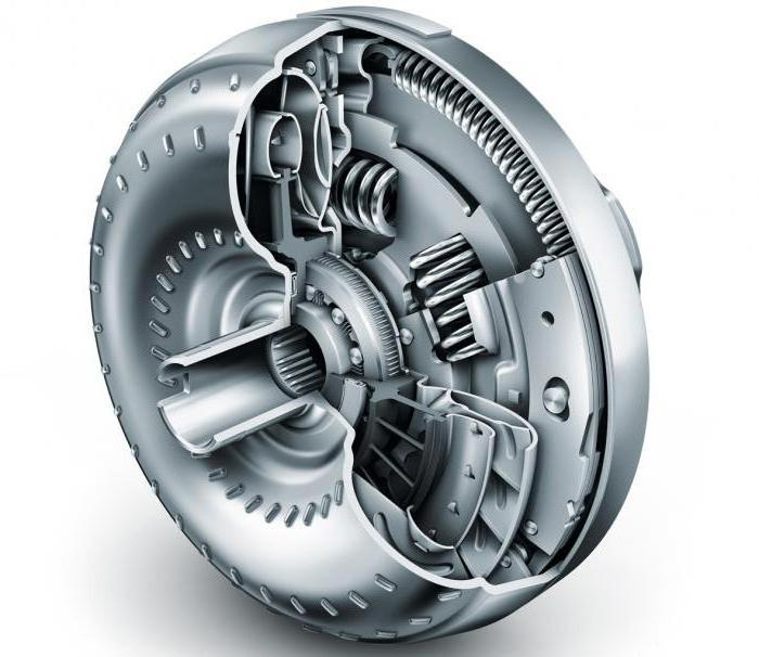 гидротрансформатор акпп фото