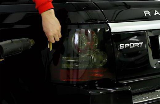 Тонировка задних фонарей своими руками: пошаговая инструкция, особенности и отзывы