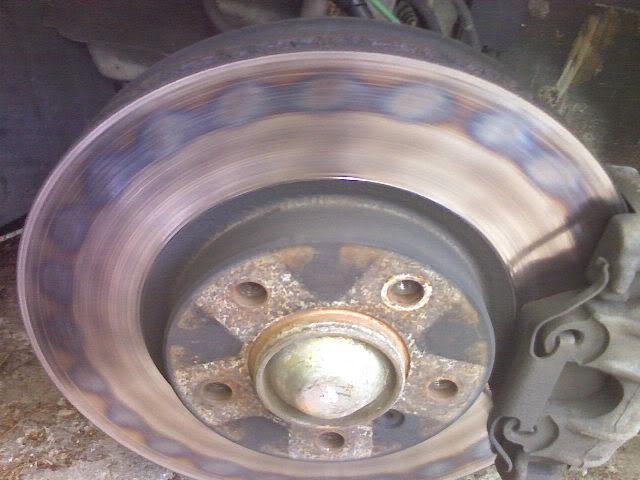почему греются передние тормозные диски