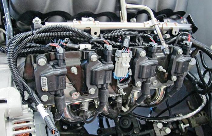 Причина нестабильной работы двигателя на холостых оборотах