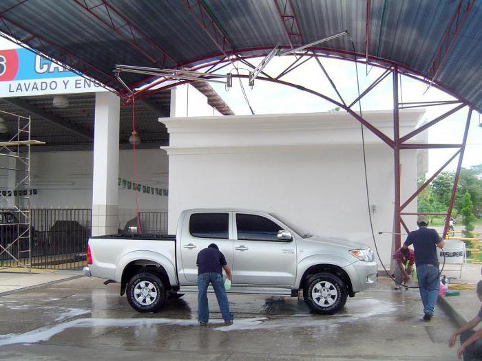 как лучше мыть машину на мойке самообслуживания