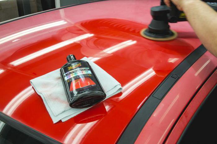 Полироль для кузова автомобиля от царапин своими руками 523
