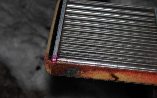 замена радиатора печки нива шевроле с кондиционером