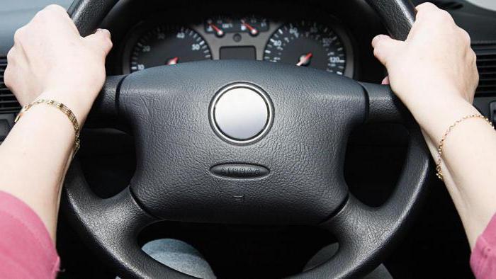 машину тянет влево после замены колес