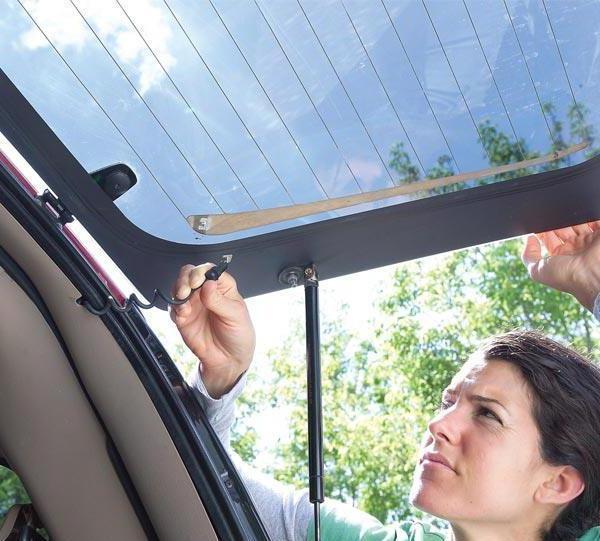 средство для ремонта нитей обогрева заднего стекла