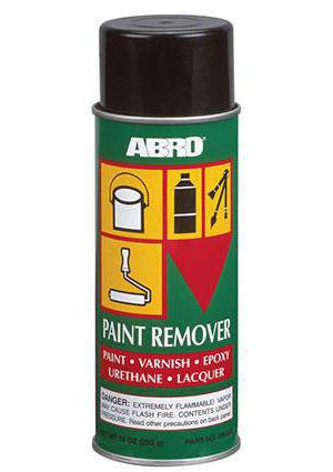 Лучшая жидкость для снятия краски с металла машин: описание, обзор, инструкция по применению и отзывы