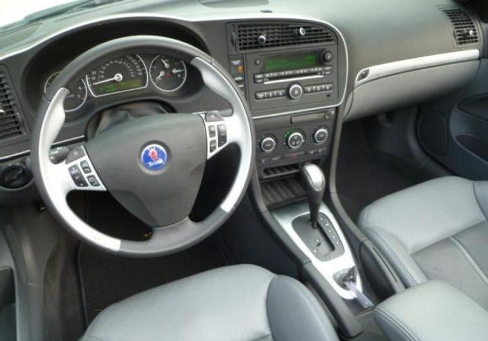 Обзор автомобиля «Сааб 9-3»