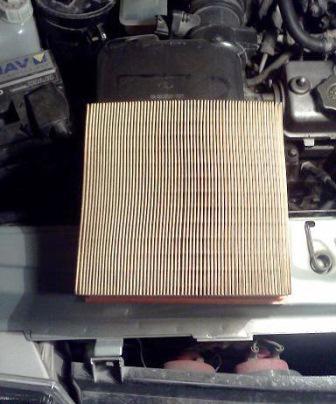 Воздушный фильтр ВАЗ-2114: описание, замена