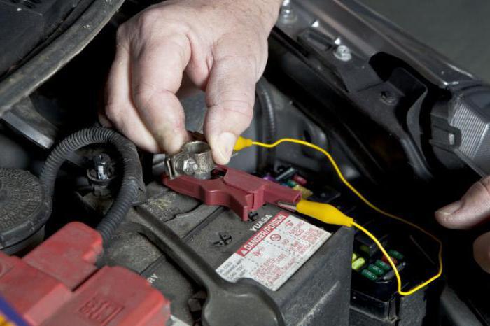 как проверить утечку тока в автомобиле без тестера