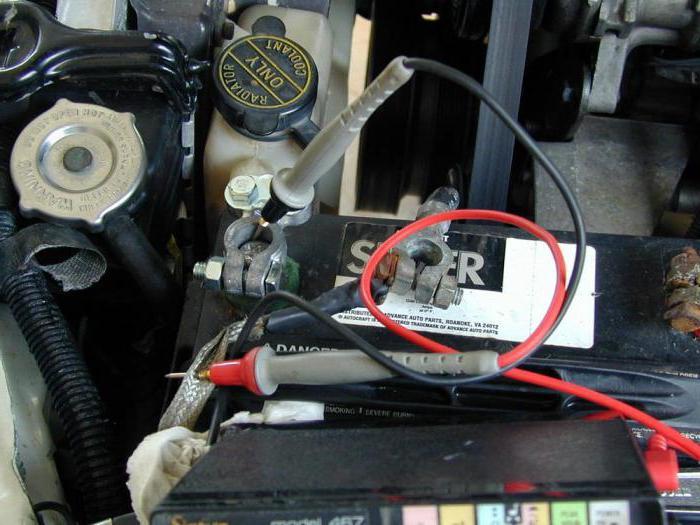 утечка тока в автомобиле как проверить
