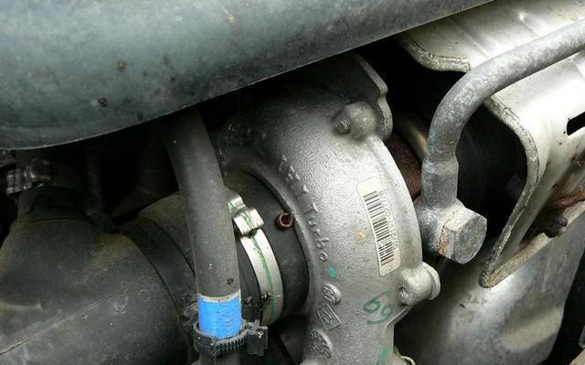 как проверить турбину на двигателе