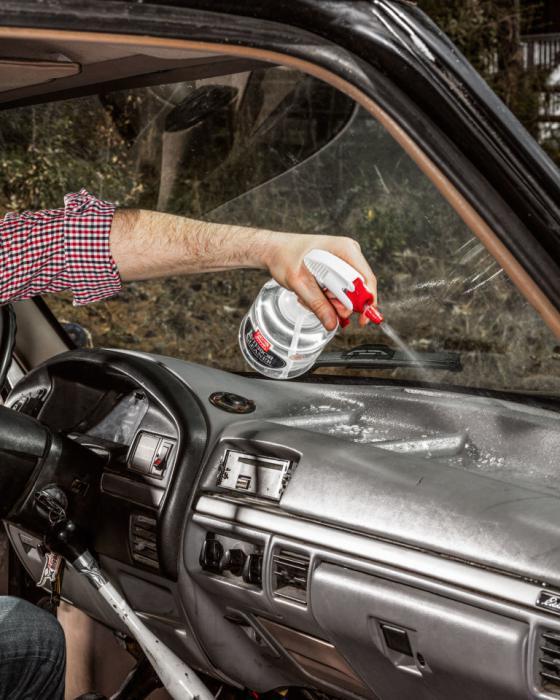 средства для профессиональной химчистки салона автомобиля