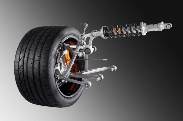 Передняя подвеска ВАЗ 2109 - способы улучшения технических ...
