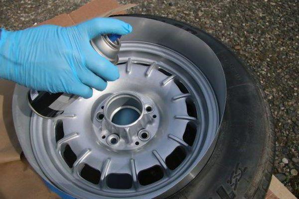диски колесные штампованные