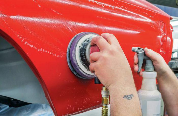 Как обновить лакокрасочное покрытие автомобиля своими руками 52