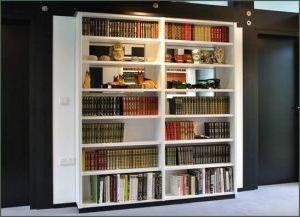 книжные шкафы Италия