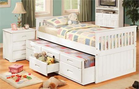 Amazoncom platform beds with drawers Home amp Kitchen