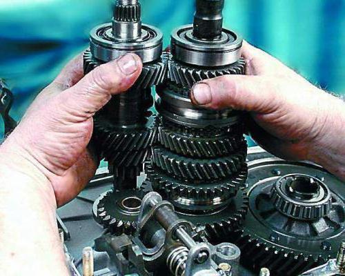 КПП ВАЗ-2110: устройство и ремонт