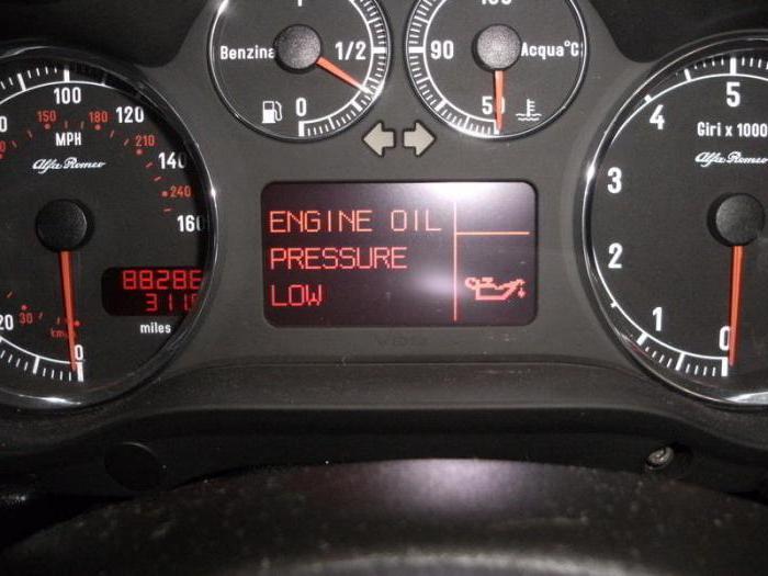 какое должно быть давление масла в двигателе ваз 2106