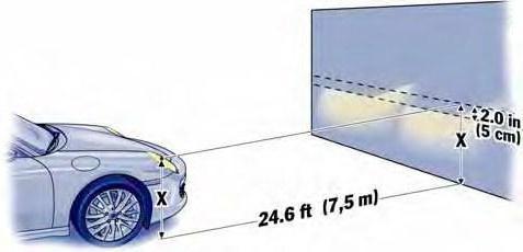 как отрегулировать ближний свет фар на кашкай