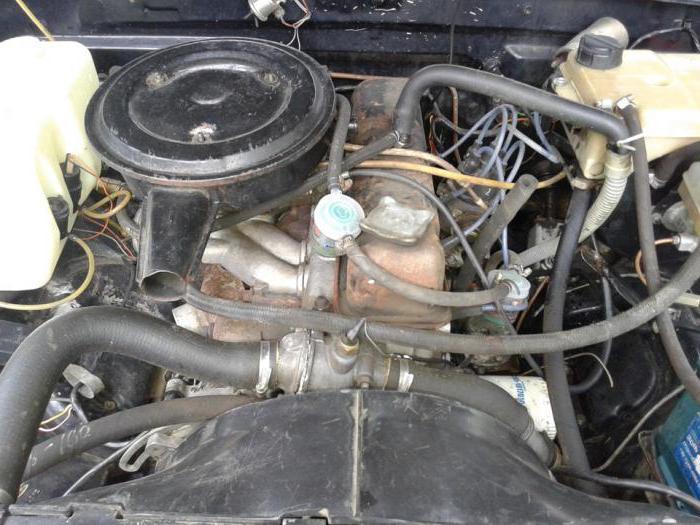 зажигание газель 402 двигатель
