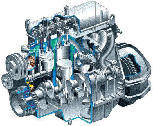 регулировка клапанов газель 402 двигатель