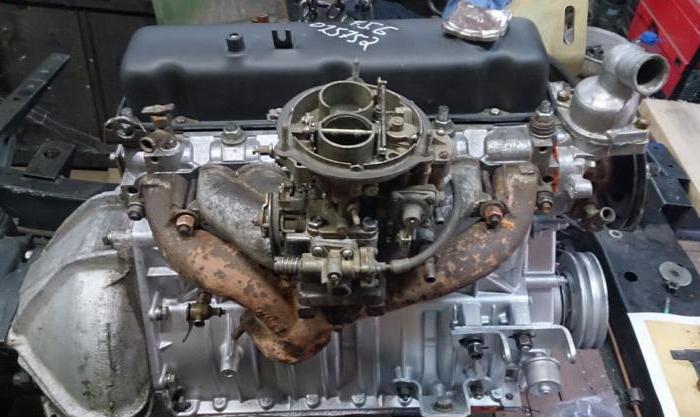 карбюратор на газель 402 двигатель