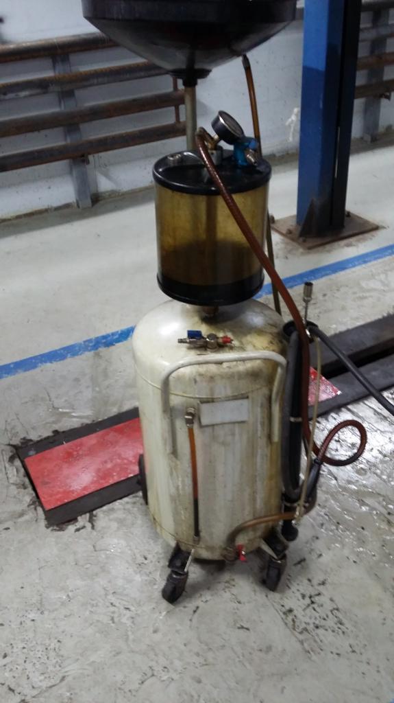 Замена масла в АКПП Киа Спортейдж 3 своими руками
