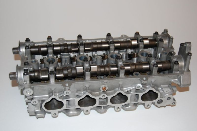 cylinder head engine in the car