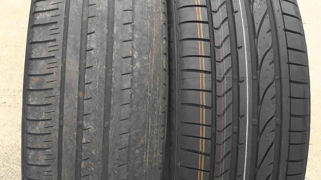 индикатор износа протектора шины nokian