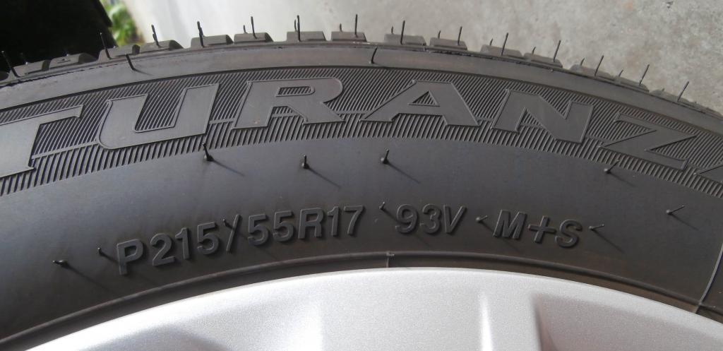 конструкция пневматических шин