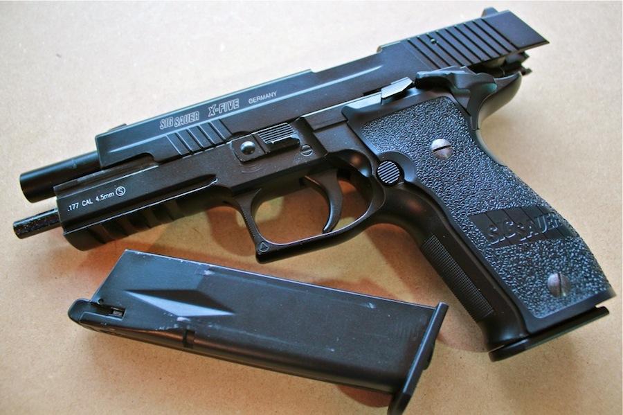 Можно ли носить с собой пневматический пистолет - основные правила, закон и рекомендации