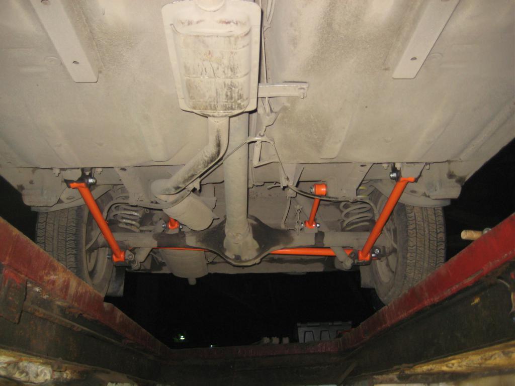 ВАЗ-2107, реактивная тяга: назначение, ремонт, замена
