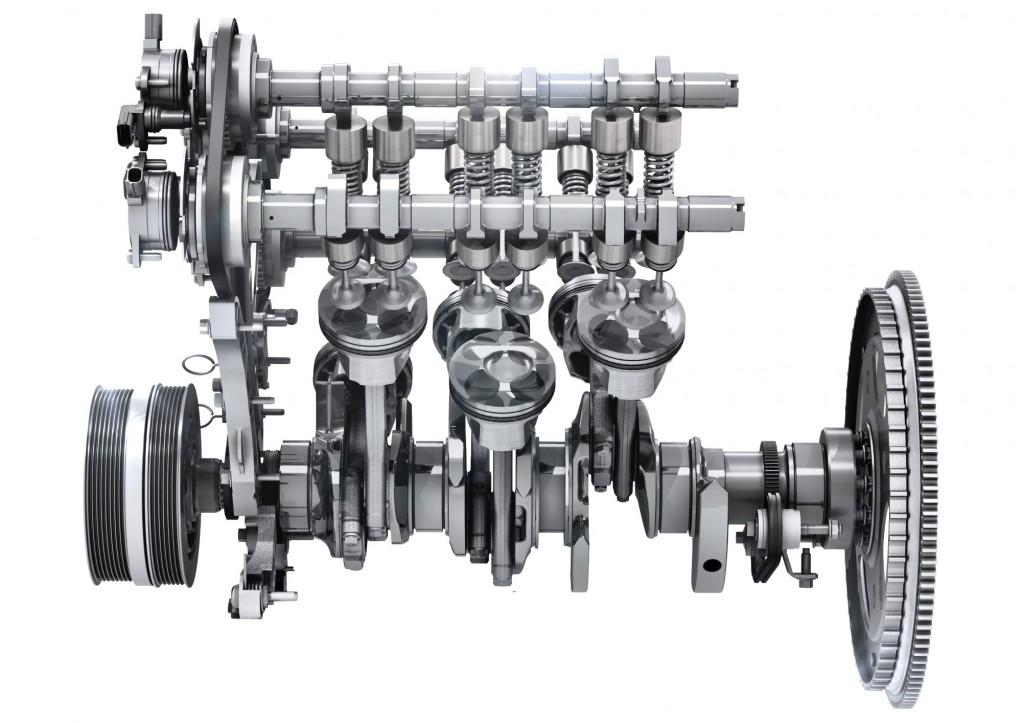 двигатель v6 грм
