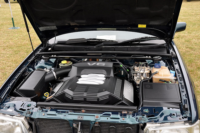 двигатель v6 пежо