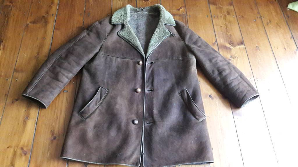 how to clean your sheepskin coat yourself
