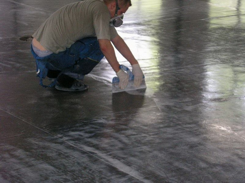 do-it-yourself warm floors