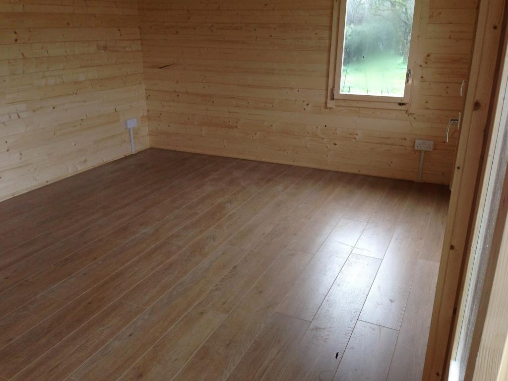 Черновой деревянный пол фото