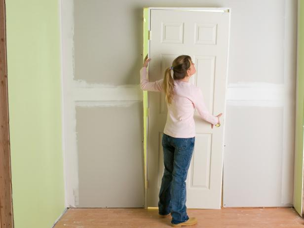 Door installation photo instruction