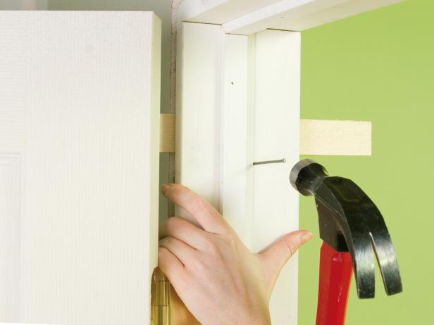 Do-it-yourself door installation step by step instructions